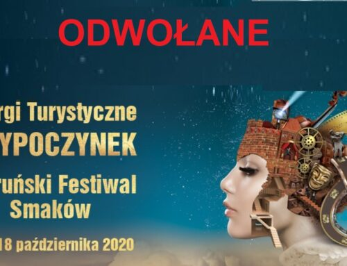 ODWOŁANE – Targi Turystyczne WYPOCZYNEK w Toruniu