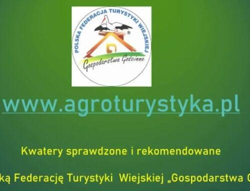 Przewodnik po serwisie agroturystyka.pl