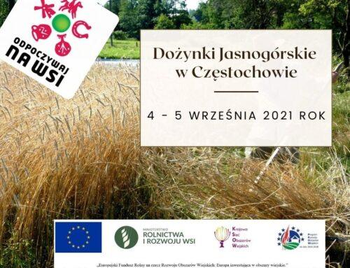 Dożynki Jasnogórskie w Częstochowie
